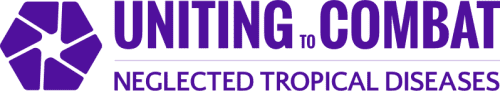 Uniting to Combat Neglected Tropical Diseases logo